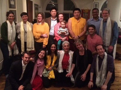 new york group w rinpoche