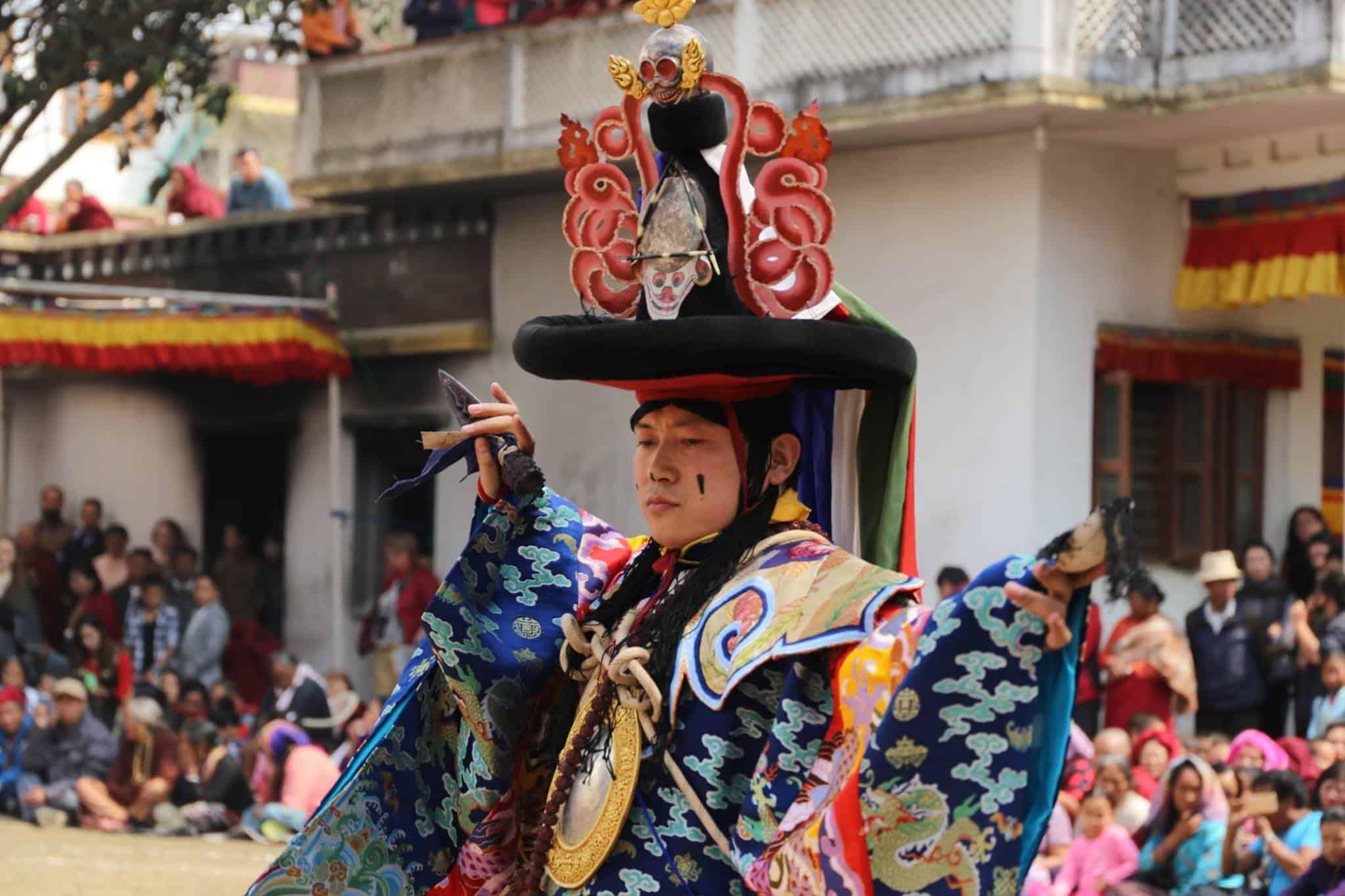 Ritual Dance: Tibetan Buddhist cham - Samye Institute