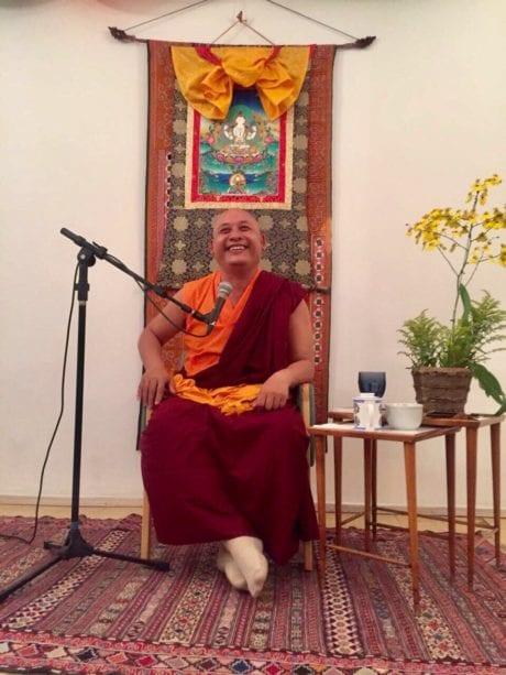 Khenpo Gyaltsen