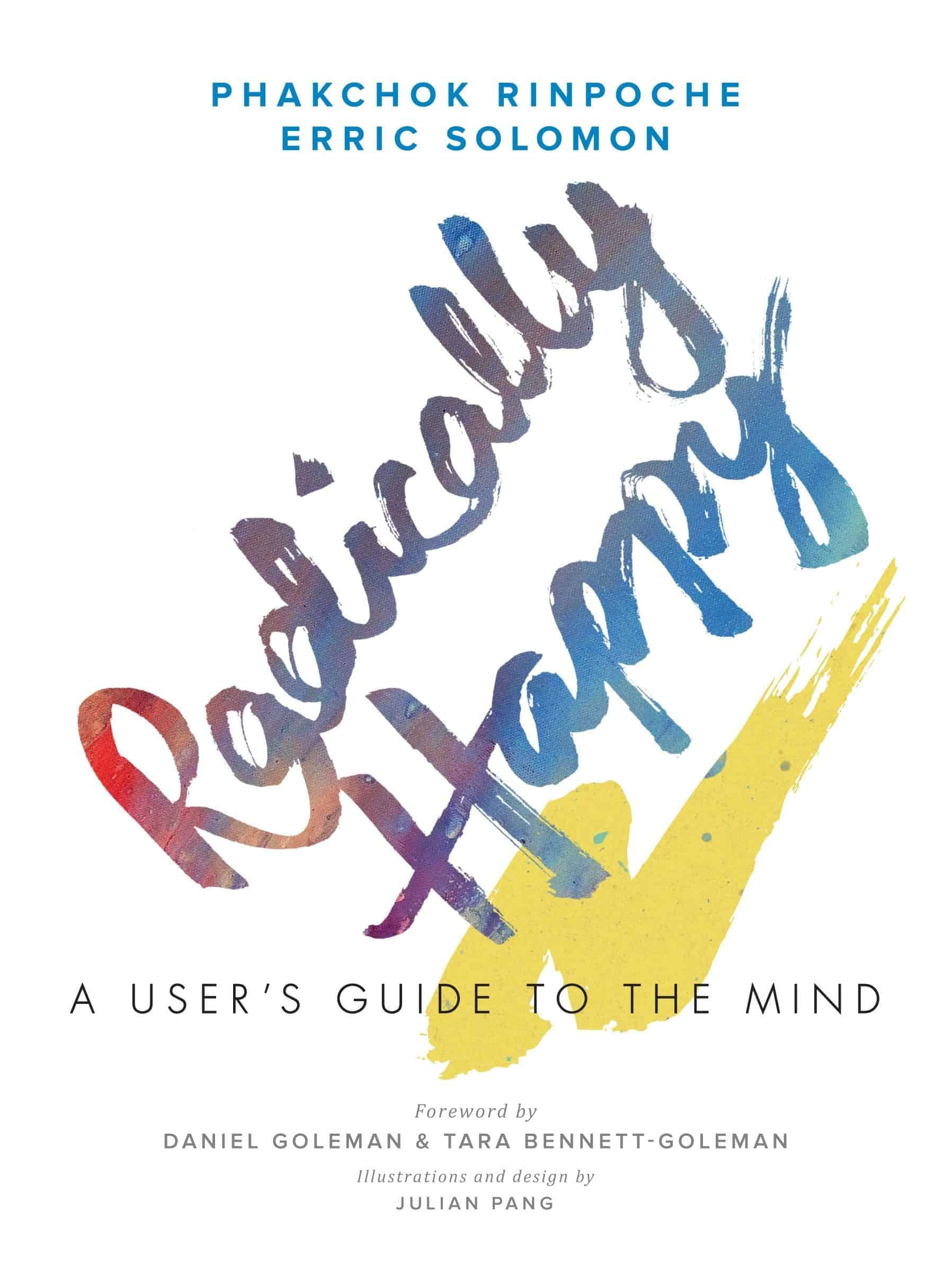 Radically Happy Book Release