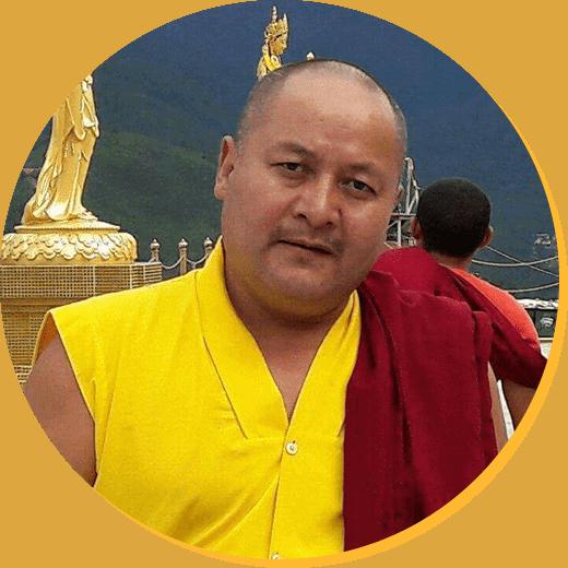 Drupla Sherab Dorje