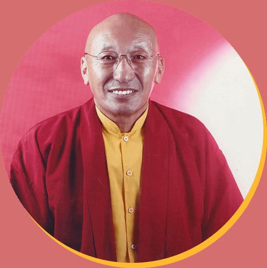 Kyabjé Khen Rinpoche Tashi Palden