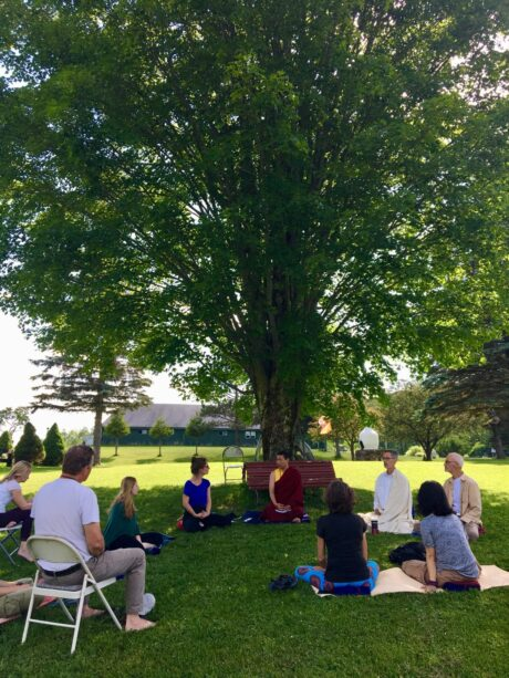 The Beauty of Simplicity: Mahamudra Retreat
