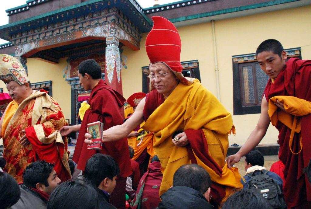 ka-nying shedrub ling monastery pujas 2020
