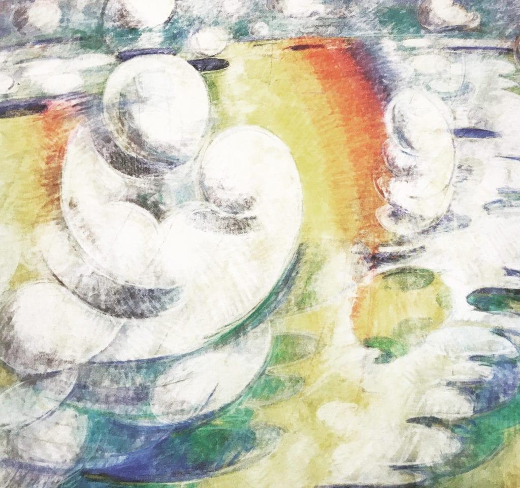 Painting by Jayne Feinberg Stuecklen